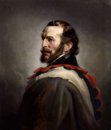 John Rae by Stephen Pearce (1819 - 1904)