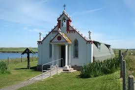 The Italian Chapel (Vidarlo)