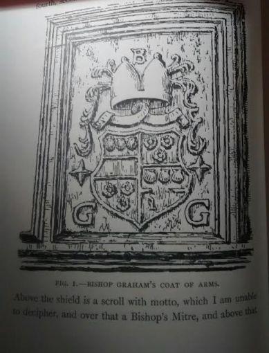 Bishop Graham's Coat of Arms