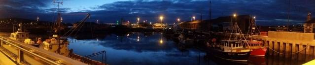 June 20th 3 Kirkwall Harbour