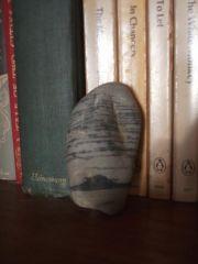 sea scape stone