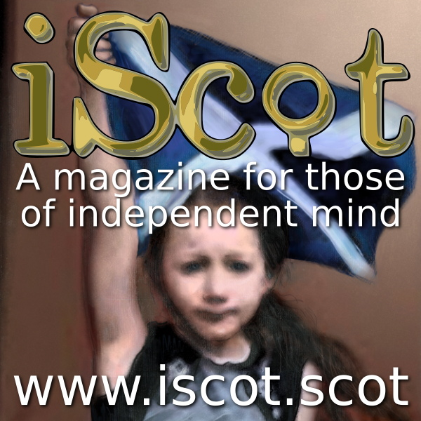 iScot ad on Orkney News, www.iscot.scot