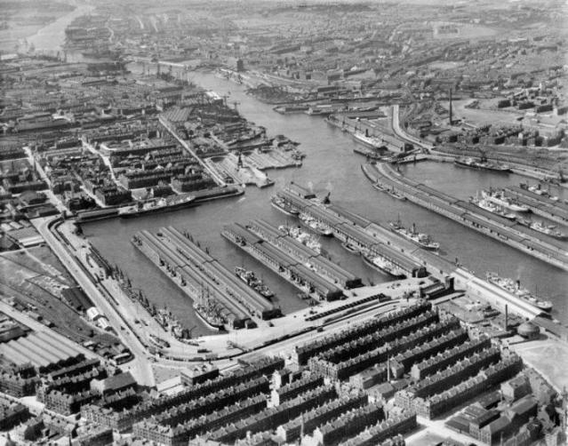 Clyde-Aerial-View-of-River-and-Docks-1