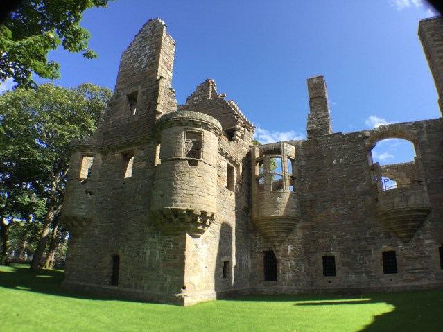 The Earl's Palace Kirkwall