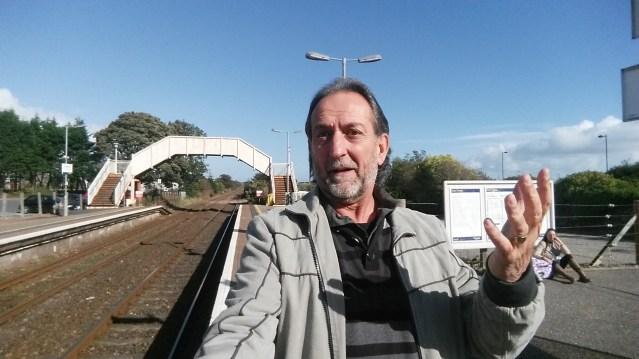 Portlethen station