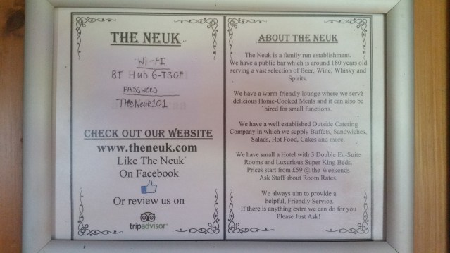 The Neuk Inn
