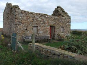 ruined house South Ronaldsay