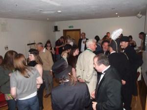 Orkney Club murder mystery