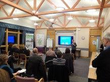Orkney College UHI business event