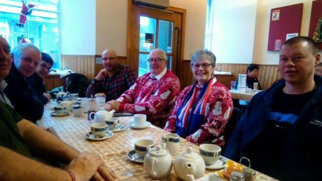 Veterans Breakfast December