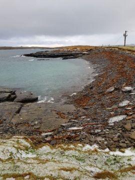 shore end - Rousay SSEN