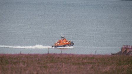 Feb 18th K Armet Lifeboat