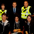 Police Scotland stand up to knife crime