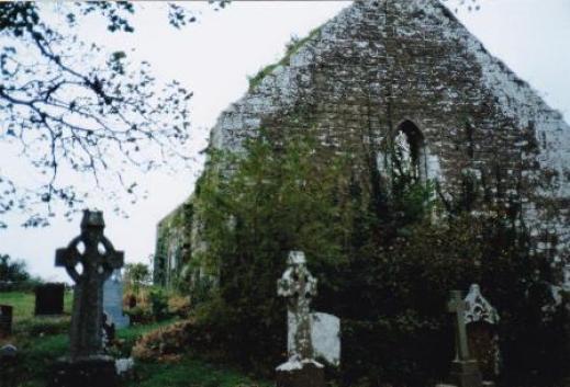 Churchyard B Bell