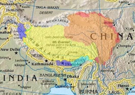 Tibet claims