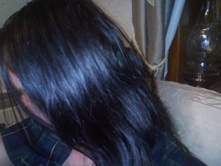 Green Hair 9