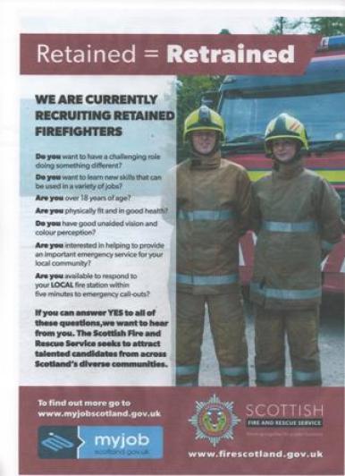 SFRS leaflet
