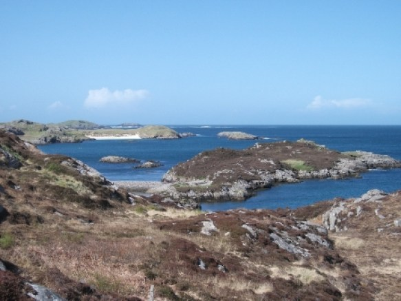 Inlets and Islands Lewis B Bell