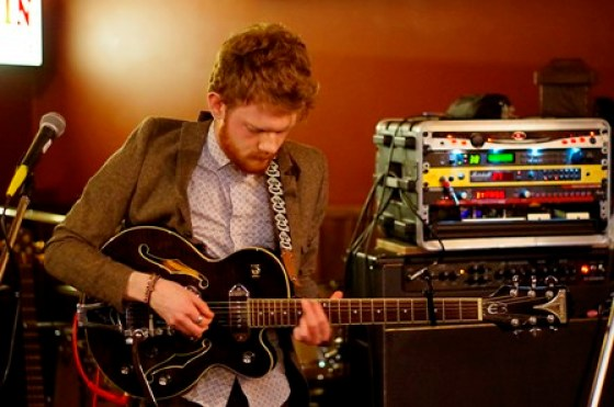 James Watson at the Auld Motor Hoose by Martin Laird ON