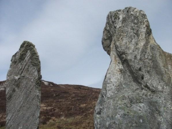 Magic Stones Having a Conversation Lewis B Bell