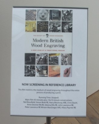 society of wood engravers film B Bell