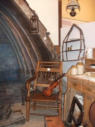 Strathnaver Museum house B Bell