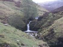 Waterfall Bone Caves Assynt, B Bell