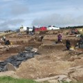 Ness of Brodgar – Trench T B Bell