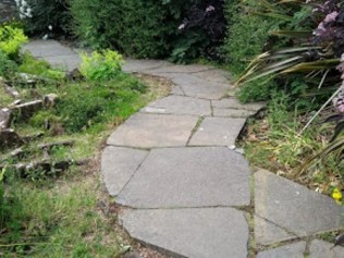Tankerness House Garden Path 1