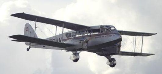 A De Havilland Dragon