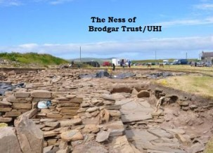 Ness of Brodgar structure 10 2nd axe