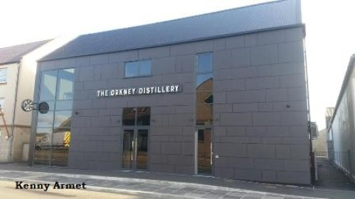 Orkney Distillery 3