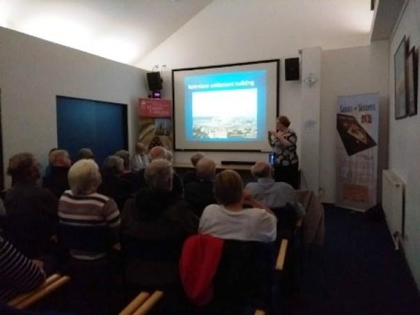 Philippa Whitford Gaza Talk 2