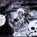 iscot orkney news st magnus cartoon martin laird