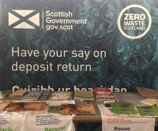 recycling week stall 1