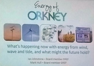 Renewables talk 2 Science Festival 2018