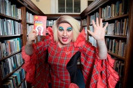 Book week Scotland 2018