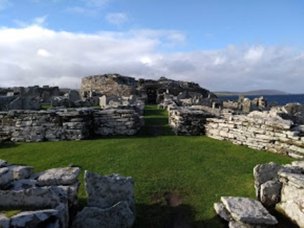 broch of Gurness FG