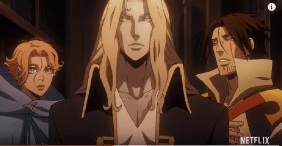 Castlevania season 2 B