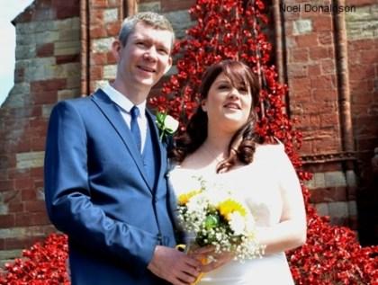 poppies 5 wedding photo