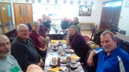 Veterans Breakfast Nov 18 1