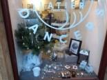 Christmas spotting chocolate shop