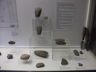 stone axes Stromness Museum B Bell
