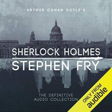 sherlock holmes audio book