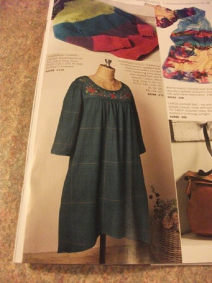 the stromness dress