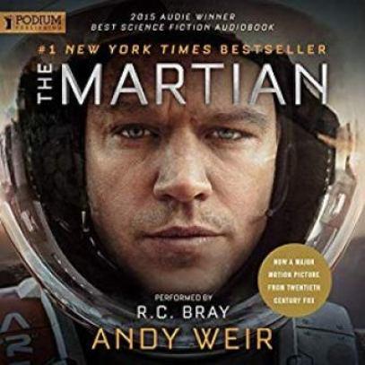 The Martian audiobook