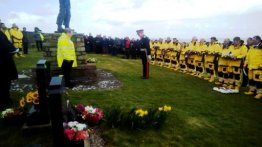 Orkney's Lord Lieutenant Jim Spence
