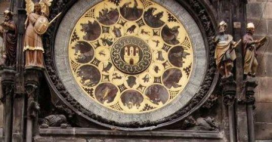 Prague clock 3
