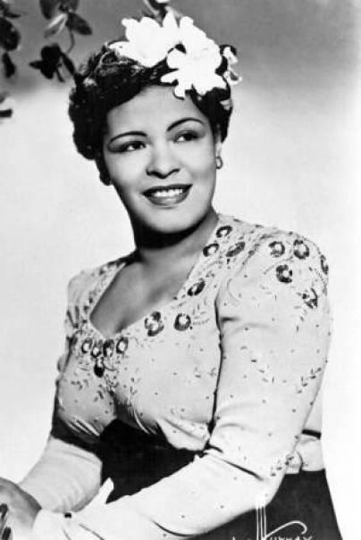 Billie Holiday Billboard