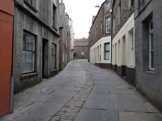 Stromness street FG
